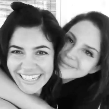 Lana del Rey and Marina and the Diamonds just brought back this iconic '80s BFF statement
