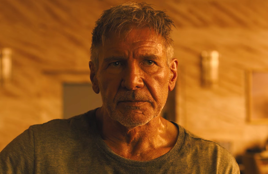 """The """"Blade Runner"""" Honest Trailer calls Harrison Ford out for being hella grumpy"""