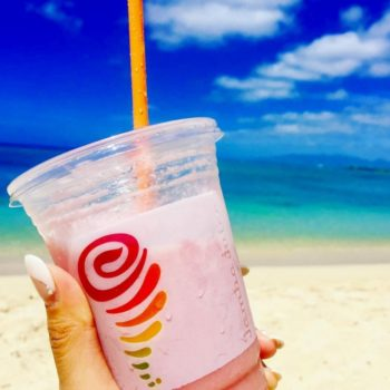 Jamba Juice is coming out with a collagen-boosting smoothie, and we'll drink to that
