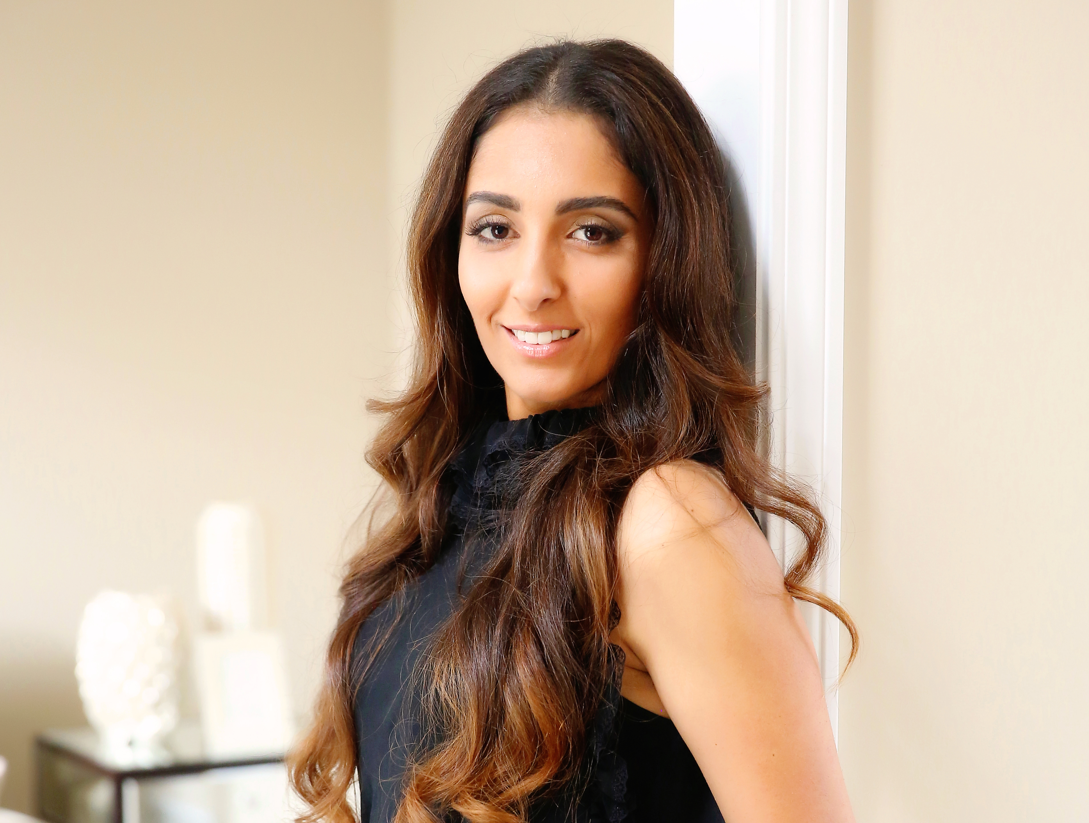 Home Decor Guru Farah Merhi Gives Us All The Deets On How To Slay At Spring Cleaning Hellogiggles