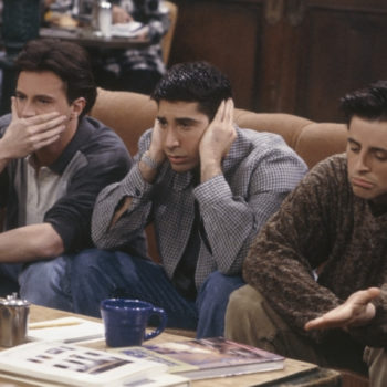 """There is a believable rumor that """"Friends"""" is getting a revival, but please don't fall for it"""