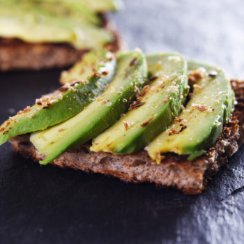 Uh, apparently if you buy these houses, you also get free avocado toast for a year