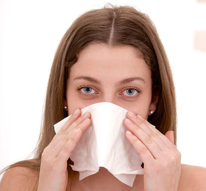 Science says there really is a way to get over the common cold faster, and bring it on!