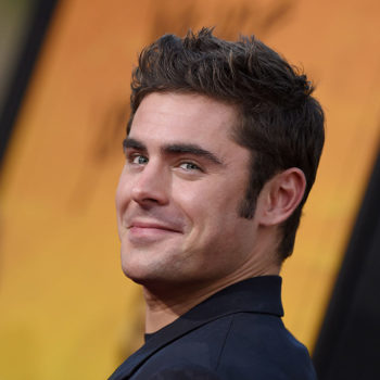 """Here's what Zac Efron looked like at the """"Baywatch"""" premiere, and it's even better than you imagine"""
