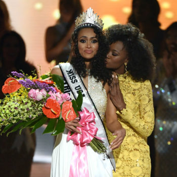 Why Miss USA Kara McCullough wore her natural hair throughout the competition