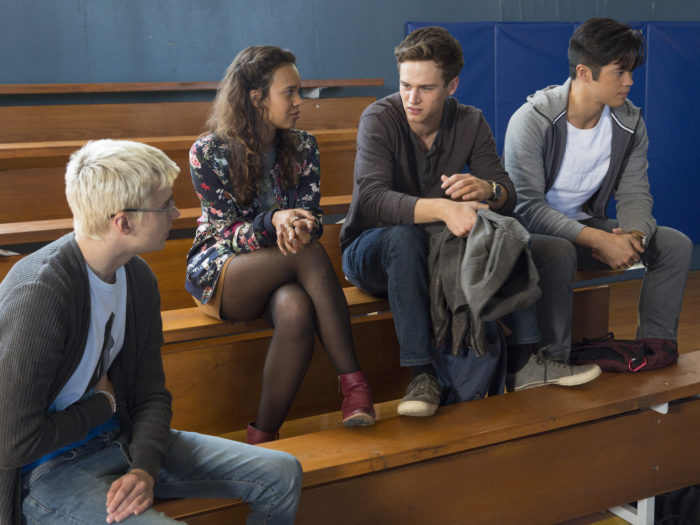 '13 Reasons Why' stops production due to California wildfires
