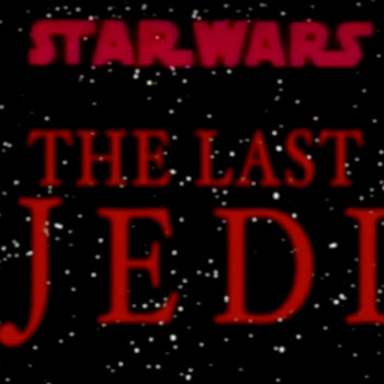"""The trailer for """"Star Wars: The Last Jedi"""" just got the most perfect 1980s makeover"""