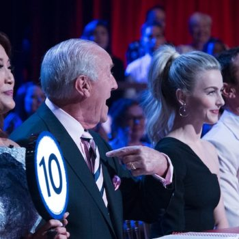 """There was yet another shocking elimination on """"Dancing with the Stars"""" last night"""