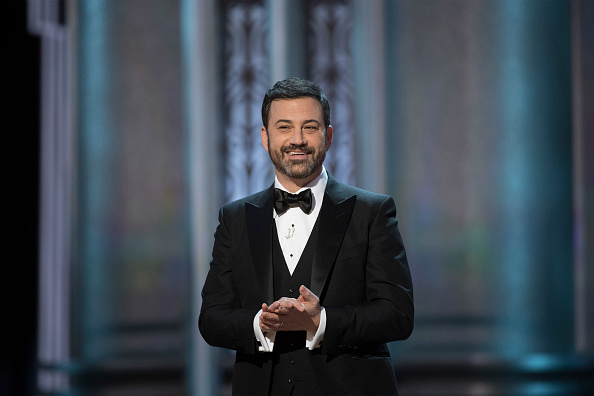 Jimmy Kimmel is hosting the Oscars again, and we're so looking forward to 2018