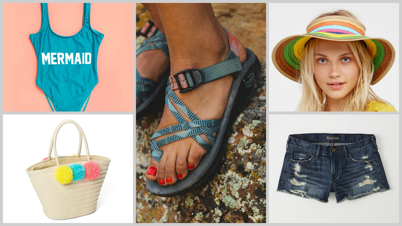 bb8a1e189a6a 4 HelloGiggles editors style the same Chaco sandals for summer ...