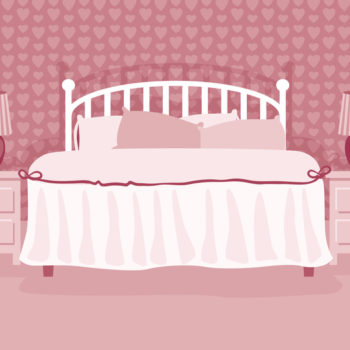 My mother's bed will always be the safest space — for me, and now, for my children