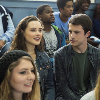 """Katherine Langford and her """"13 Reasons Why"""" tapes just scored a Golden Globe nod"""