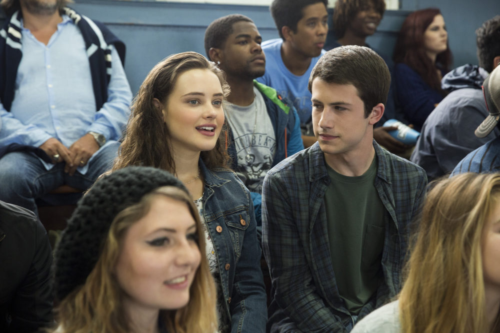 "Katherine Langford and her ""13 Reasons Why"" tapes just scored a Golden Globe nod"