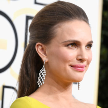 Natalie Portman just made her first public appearance since giving birth