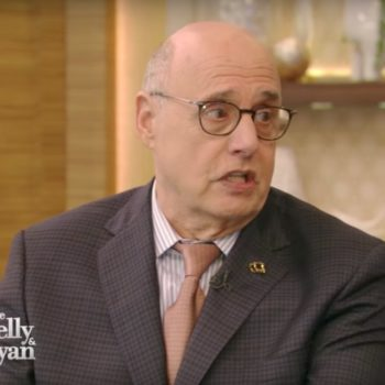Ryan Seacrest confused Jeffrey Tambor for a dead actor, and we're cringing