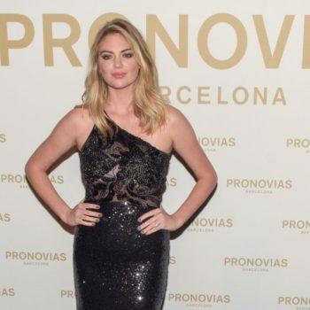 Kate Upton got real about how to gain confidence during swimsuit season