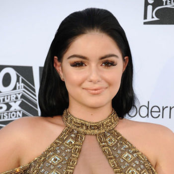 Ariel Winter dyed her hair, and now she's an actual Disney Princess