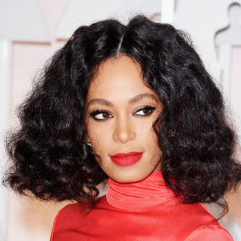 Solange performed in a museum, and it was appropriately artsy