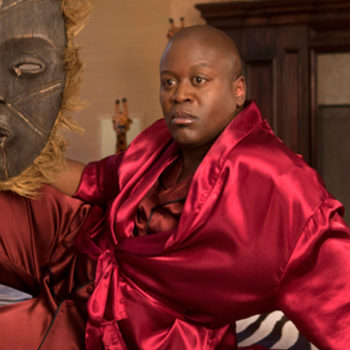 """Kimmy Schmidt"" star Tituss Burgess just absolutely KILLED this Disney villain song"