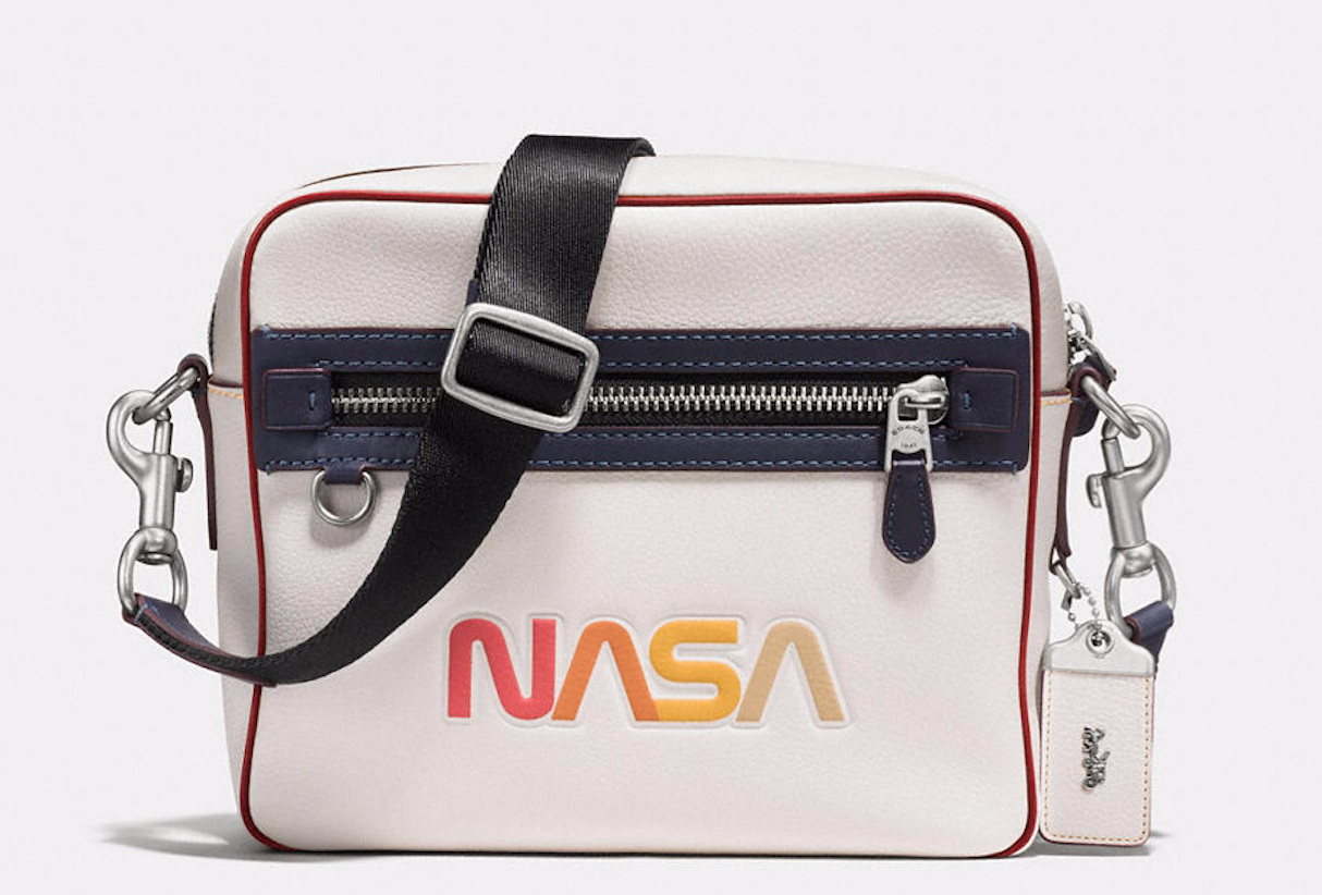 This Coach and NASA collaboration has us seeing retro stars - HelloGiggles 3919a465feb31