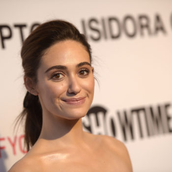 """Emmy Rossum opened up about when she knew it was time to fight for equal pay on the set of """"Shameless"""""""