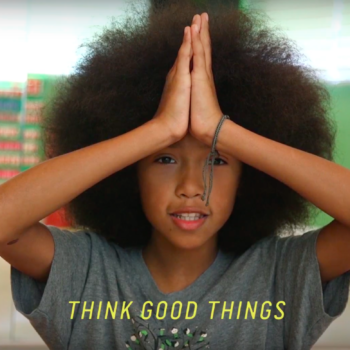 This kid is the youngest yoga teacher in the country, and we want to learn from him