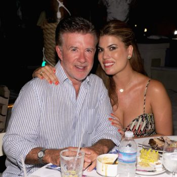 Alan Thicke was planning on having a baby before his death