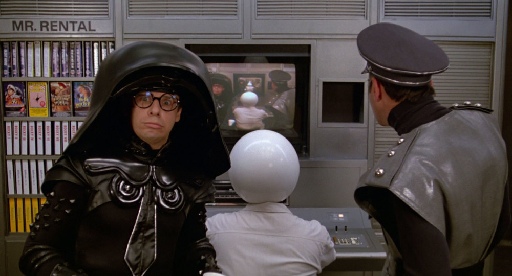 "Since the Schwartz is strong with this one, ""Spaceballs 2"" *might* really happen"