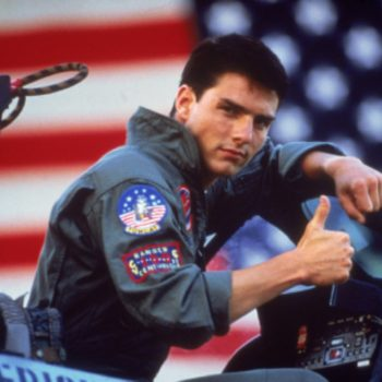 "A ""Top Gun"" sequel is officially happening, so get your aviators ready"
