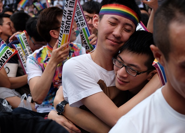 This court is the first to recognize same-sex marriage in Asia, and that's worth a celebration