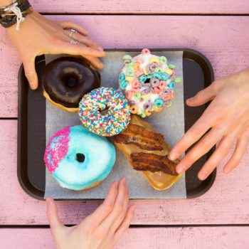 Here's how to get free doughnuts on National Doughnut Day