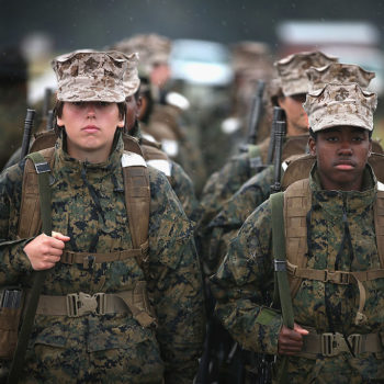 There's a bill to make sharing nude photos in the military illegal, and it's about time