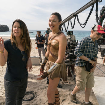 """One fan's reaction to """"Wonder Woman"""" proves director Patty Jenkins is a real-life superhero"""