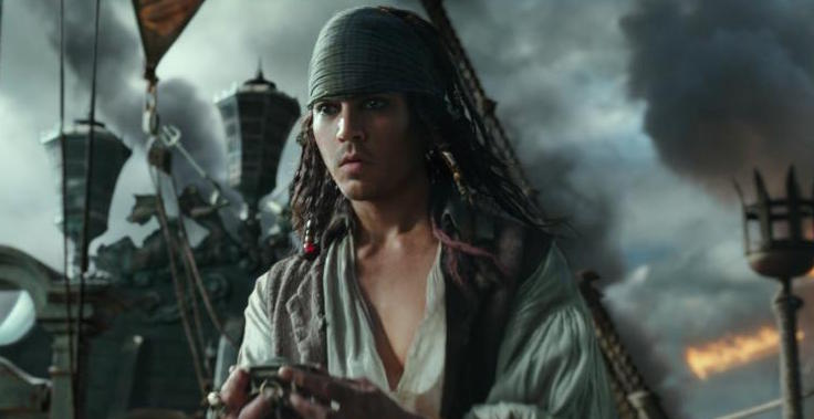 Surprise Johnny Depp Actually Plays Young Jack Sparrow In