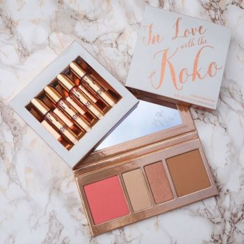 Here's a closer look at the new Koko collection from the Kylie Cosmetics and Khloé Kardashian collab