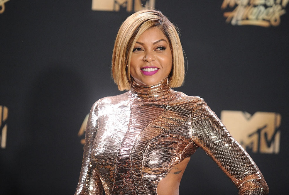 Taraji P. Henson's high school yearbook photo is the best thing we've seen all day