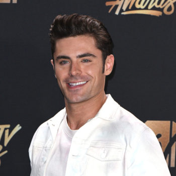 Zac Efron's stunt double is basically his IRL twin