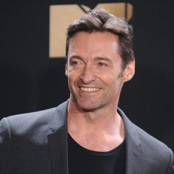 NBD but Hugh Jackman just got pulled into making pancakes for a restaurant