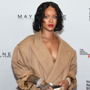 """Rihanna had some inspiring words for everyone who is young, creative, and """"different"""""""