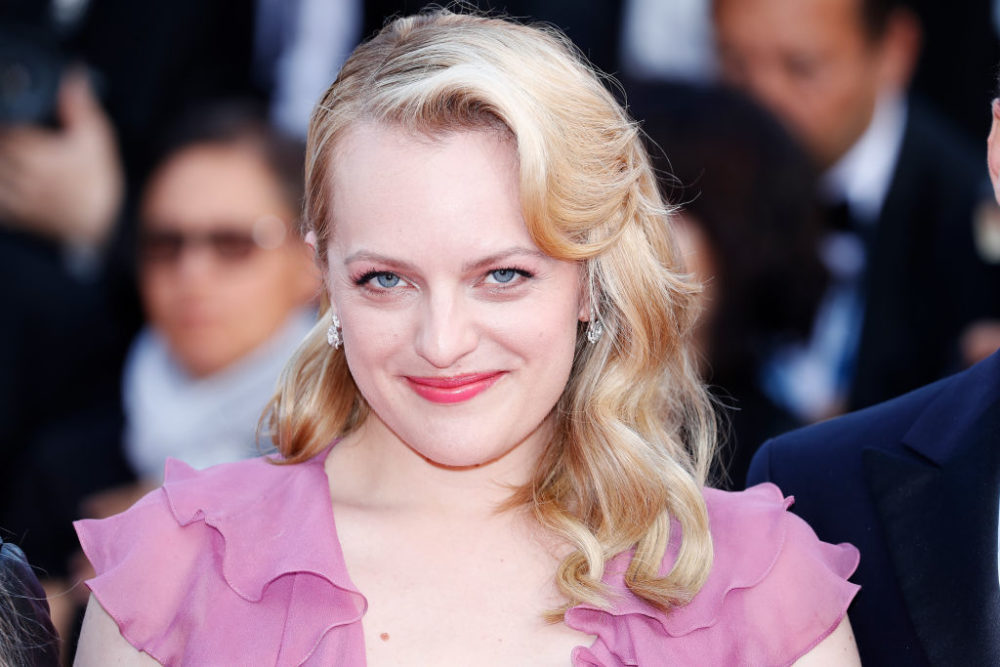 Elisabeth Moss Will Only Do Nude Scenes Under This One -1347