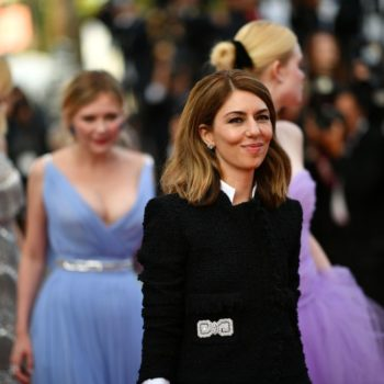 """Sofia Coppola was awarded a major prize at Cannes for """"The Beguiled,"""" and all the congrats"""