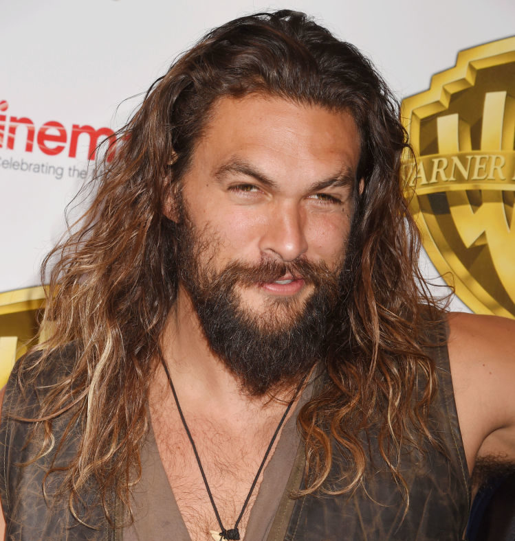 Jason Momoa Exposed: Jason Momoa Helped This Fighter Prepare With A Traditional
