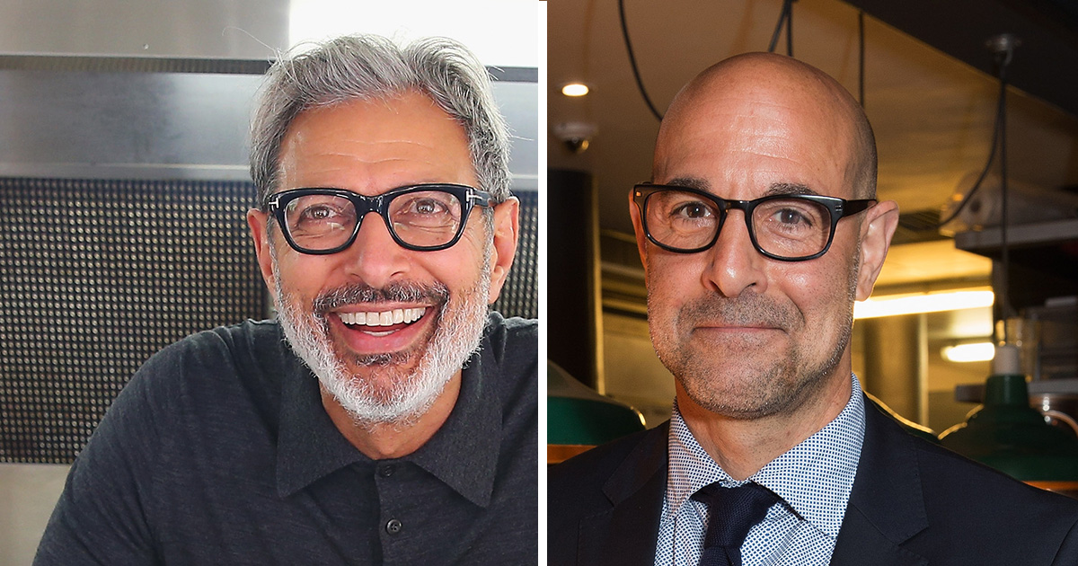 The internet wants to make a movie where Jeff Goldblum and Stanley Tucci  are husbands, and we re 100% on board - HelloGiggles 9ba3bf7fdf61
