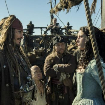 "I don't hate the ~twist~ in ""Pirates,"" but I do have roughly a thousand questions about it"