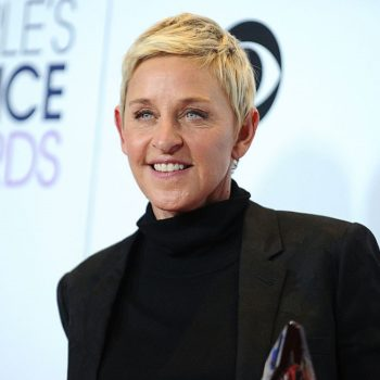 Ellen DeGeneres revealed her favorite fashion moment of all time