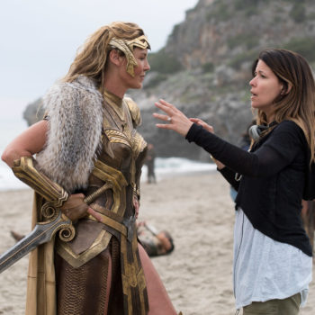 """""""Wonder Woman"""" director Patty Jenkins says fans had a lot of influence on the film — as they should!"""