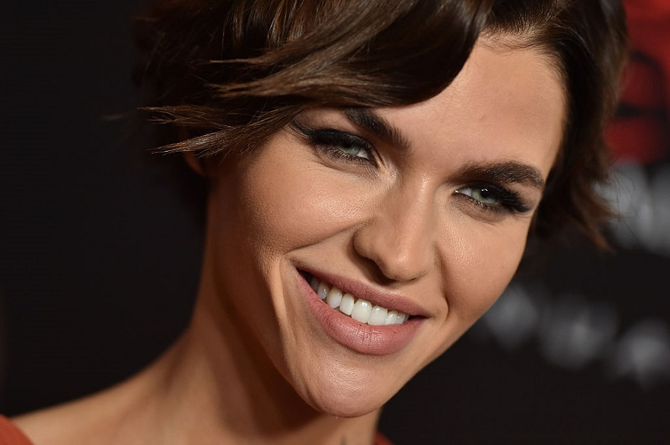 Ruby Rose revealed that one of her iconic haircuts was an ...