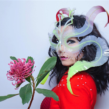 "Björk brings futuristic intimacy to fans with the virtual reality art exhibit, ""Björk Digital"""