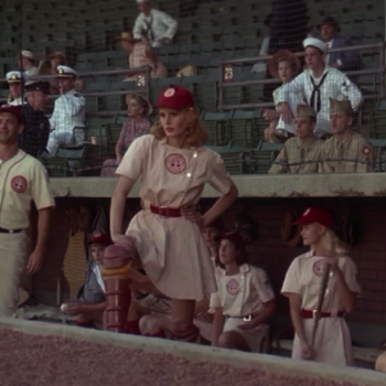 We found the ideal summer vacation destination for every feminist who loves baseball