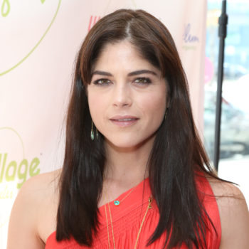 Selma Blair defended her grey hair — though she shouldn't have to